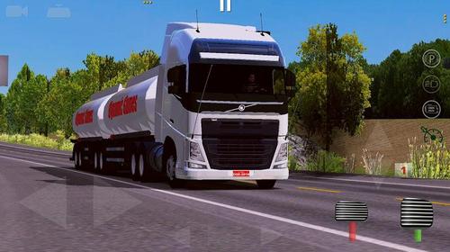 世界卡车驾驶模拟器手机版