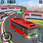 越野山区公共汽车坡道模拟器