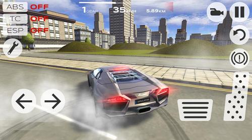 极限汽车模拟驾驶内购版