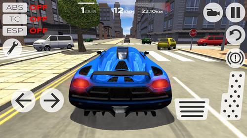 极限汽车模拟驾驶手机版