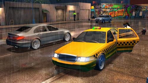 出租车驾驶模拟2020最新破解版