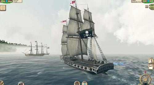 海盜加勒比海亨特手機版