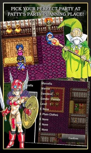 勇者斗恶龙3传说的起点手机版