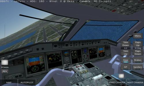 模擬飛行最新破解版