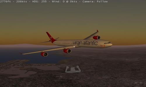 模擬飛行漢化版