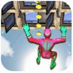 蜘蛛英雄攀巖3D