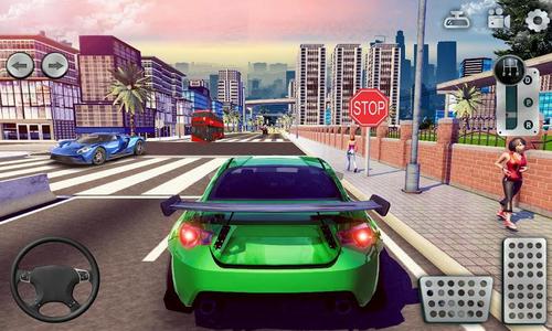 城市驾驶学校模拟器2019安卓破解版