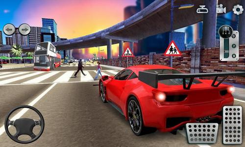 城市驾驶学校模拟器2019最新破解版