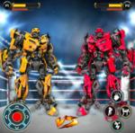 机器人vs超级英雄机器人擂台战