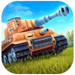 坦克戰斗趣味競技