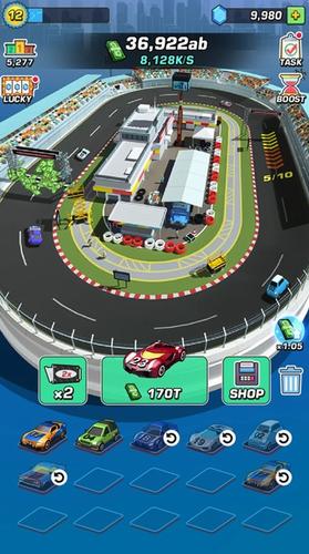 闲置汽车比赛最新破解版