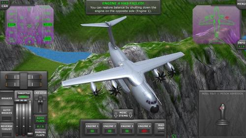 涡轮螺旋桨飞行模拟器手机版