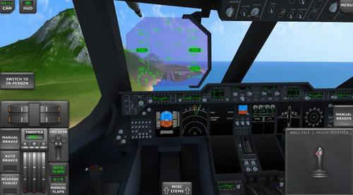 涡轮螺旋桨飞行模拟器安卓破解版