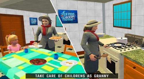 虚拟奶奶模拟器