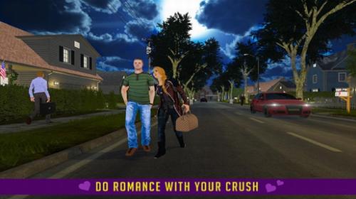 虚拟男友模拟器最新破解版