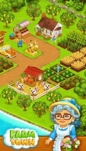 农场小镇最新破解版