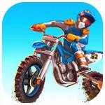 极限特技摩托车