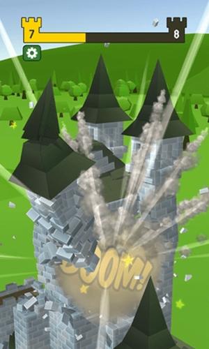 城堡裂縫安卓破解版