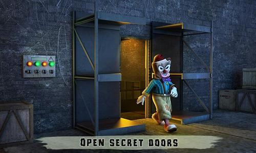 怪异小丑城市之谜安卓版