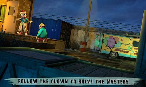 怪异小丑城市之谜手机版
