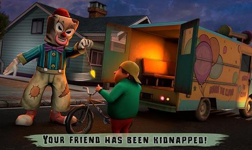 怪异小丑城市之谜破解版