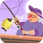 釣魚(yu)奶奶