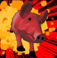 瘋狂的豬模擬器