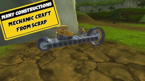 万物创造沙盒机械师