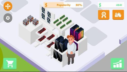电脑组装店