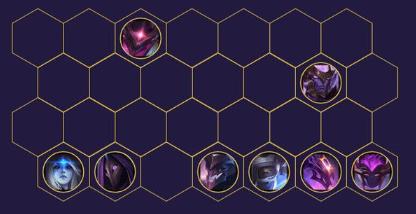 云顶之弈10.13暗星泽拉斯怎么打?暗星泽拉斯阵容搭配攻略