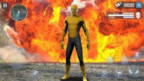 蜘蛛侠英雄黑帮纽约