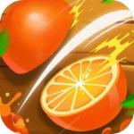 炫酷切水果