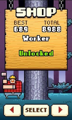 疯狂伐木工