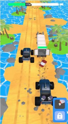 卡车混乱战