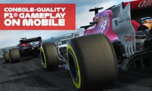 F1移动赛车