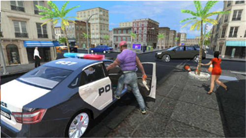 犯罪模拟器破解版