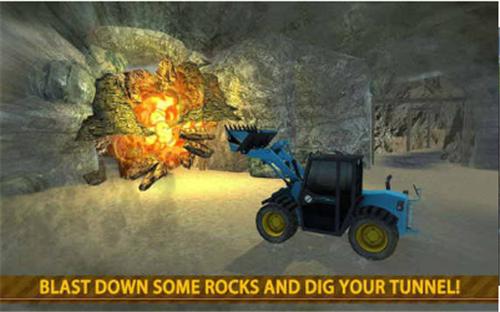隧道施工模拟器破解版