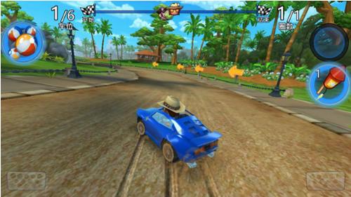 沙滩车竞速2