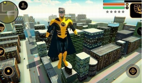 纳克塞斯超级英雄
