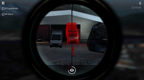 杀手狙击手