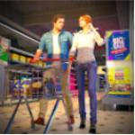 家庭购物模拟
