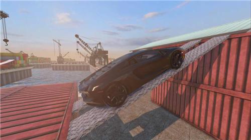 真实停车场新一代X