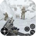 雪军狙击手射击战争
