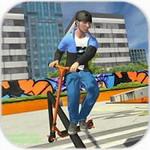 滑板车3D2