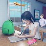 虚拟高校女孩