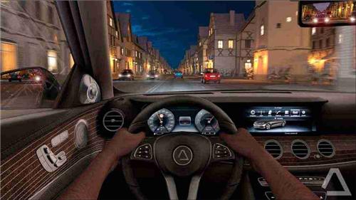 真人汽车驾驶德国