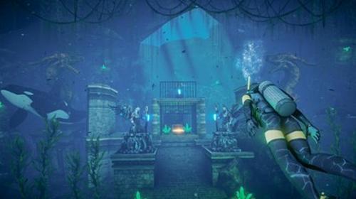 深海世界模拟器