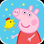 小猪佩奇开心母鸡