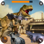 恐龙城市战场