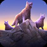 狼模拟进化